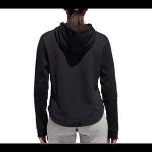 Adidas women ID pullover hoodie size S